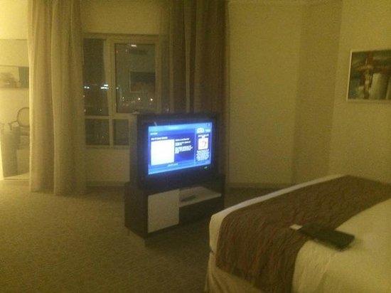 Coral Dubai Al Barsha Hotel: Bedroom