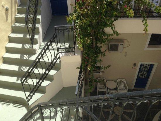 Kykladonisia Hotel and Hostel: Hostel