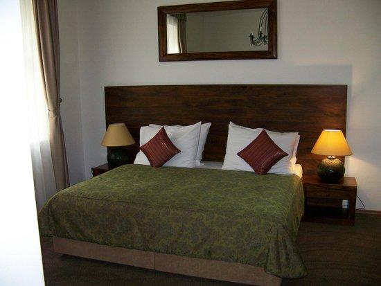 Hotel Residence Agnes: lit King Size