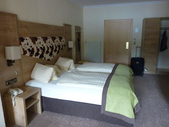 Hotel Post am See: Chambre 210