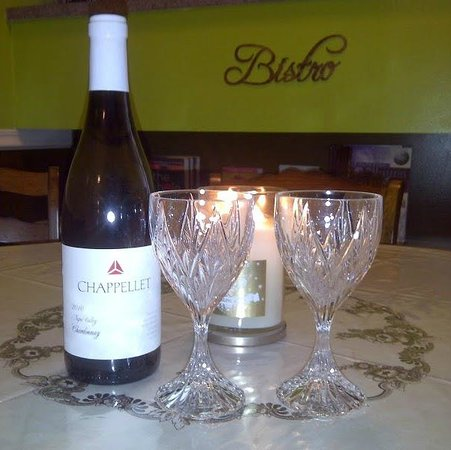 The Essential Cafe & Bistro: Dinner & Special Events Here at The Bistro