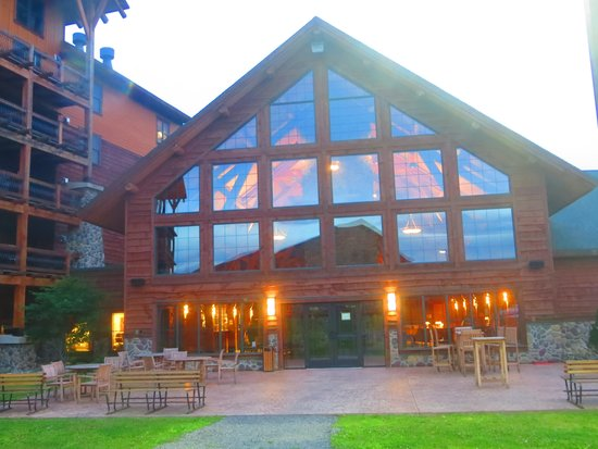 Hope Lake Lodge & Conference Center: Hope Lake Lodge