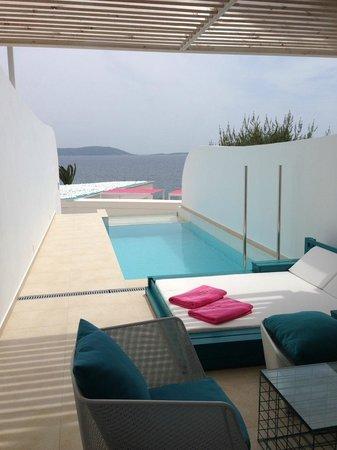 Proteas Blu Resort: Suite.