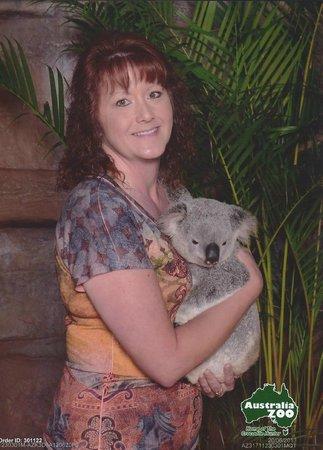 Australia Zoo : Cuddly Koala