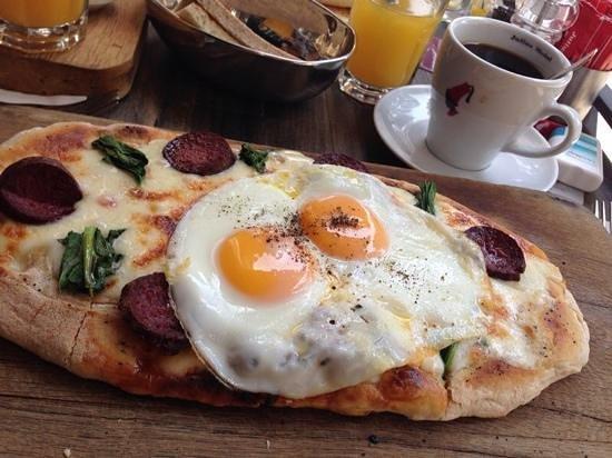 Gradiva Hotel: Frühstück für den ganzen Tag