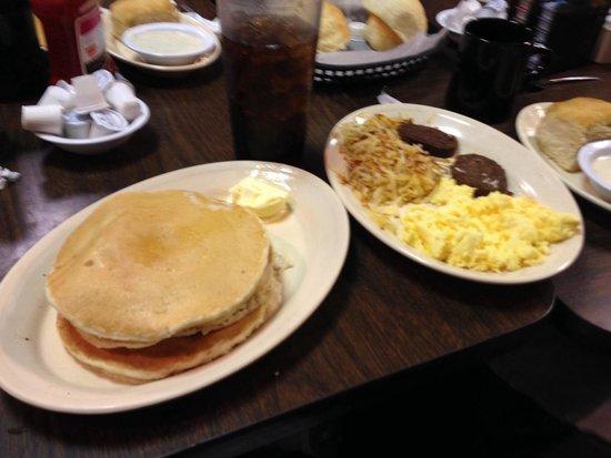 Dixie House Cafe Menu