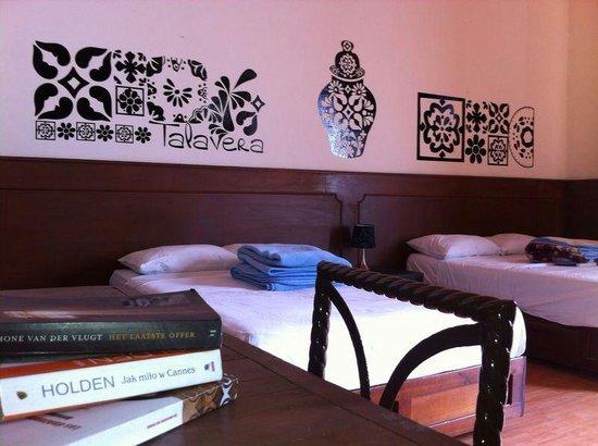 Hostal Santo Domingo: Cuarto doble