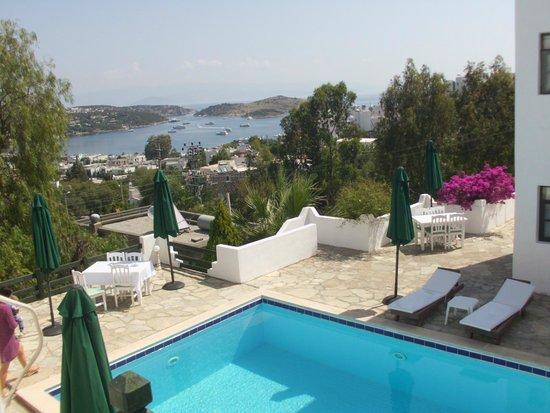 Panorama Hotel Bodrum: Fantastic views