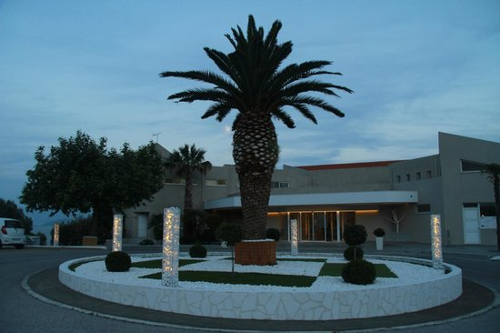 Proteas Blu Resort: hotellet!