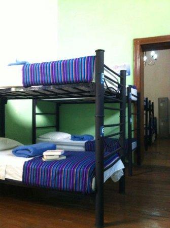 Hostal Santo Domingo: Dormitorio