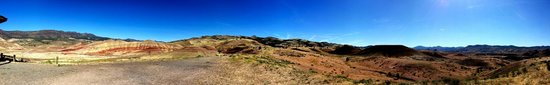 John Day Fossil Beds National Monument: John Day Fossil Bed National Monument