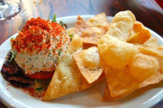 Tommy Condon's Irish Pub and Seafood Restaurant: Smoked Salmon Dip