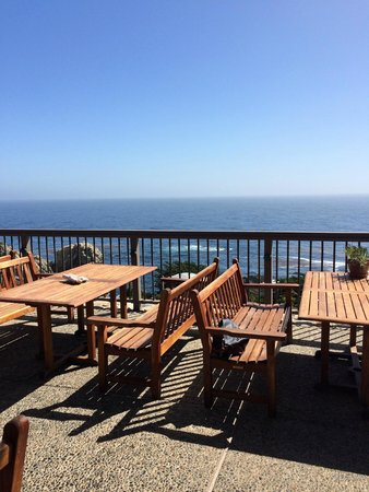 Rocky Point Restaurant: Fantastic view