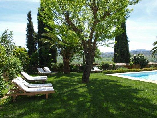 Hotel La Fuente De La Higuera: Swiming pool