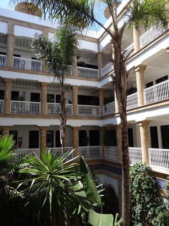 L'Heure Bleue Palais: Intérieur hôtel