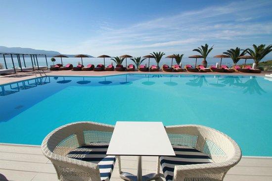 Proteas Blu Resort: flott utsikt!