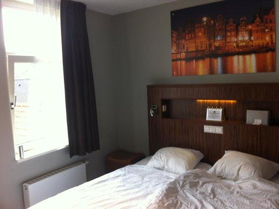 Linden Hotel: Hotel Room