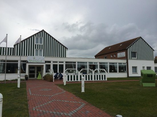 Dunenhotel Strandeck