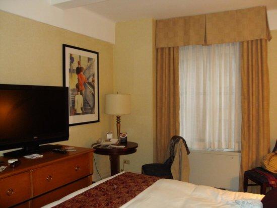 Park Central Hotel New York: HABITACIÓN PARK CENTRAL HOTEL