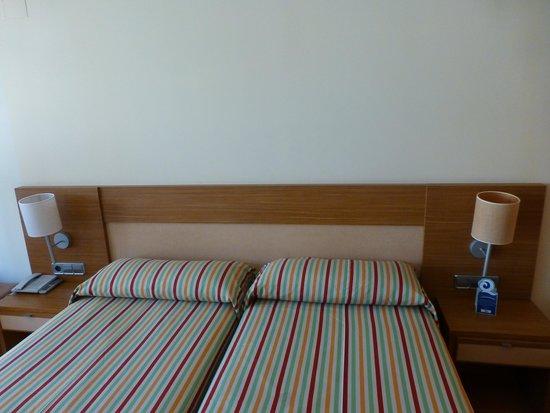 Hotel RH Casablanca & Suites : Las camas