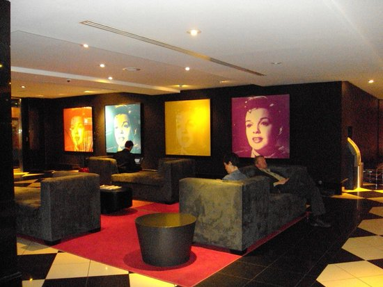 Park Central Hotel New York: LOBBY PARK CENTRAL HOTEL