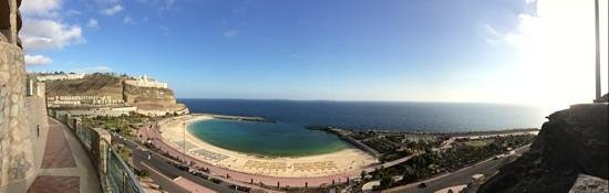 Gloria Palace Royal Hotel & Spa: The view