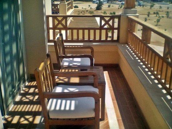 Sheraton Soma Bay Resort: балкон номера