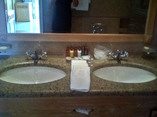 Sheraton Soma Bay Resort : ванная комната