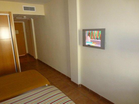 Hotel RH Casablanca & Suites : La habitación
