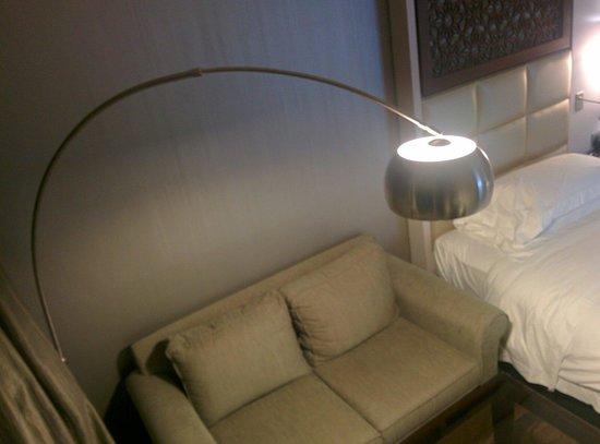 InterContinental Doha: Sofa
