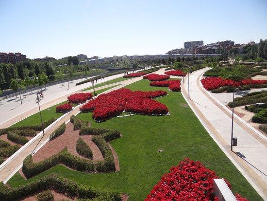 Hotel Puerta de Toledo: Madrid,rio!!!