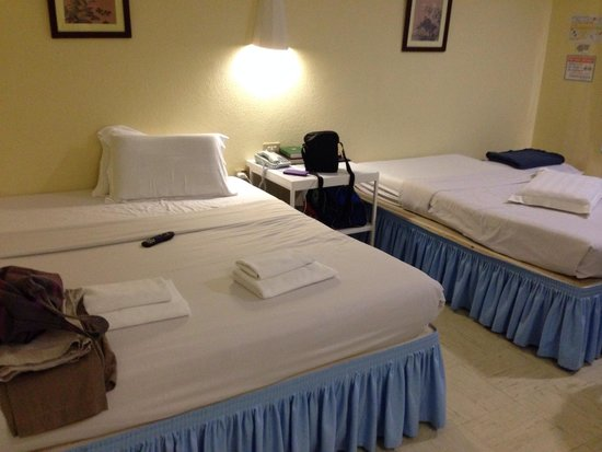 Bethel Guest House : Beds