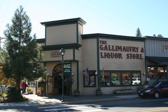 Sisters Liquor Store