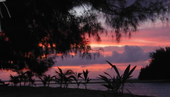 Pacific Resort Rarotonga: Pre sunrise