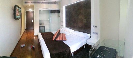 Hotel Francisco I: Room 416 - fantastic room