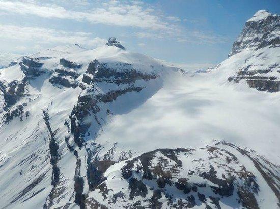 Rockies Heli Canada: Cline Glacier