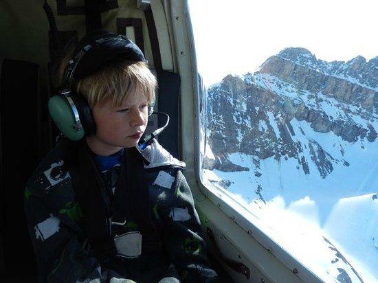 Rockies Heli Canada: Serious contemplation