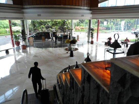 Gran Melia Jakarta : Lobby