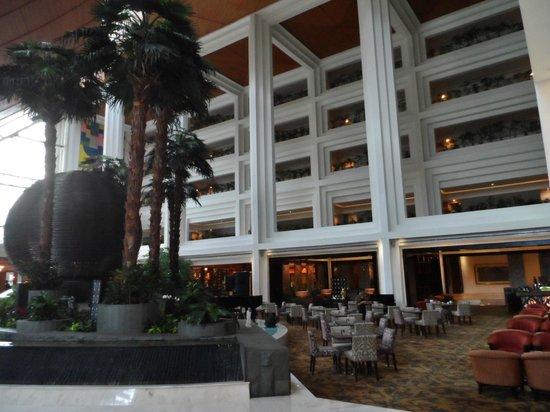Gran Melia Jakarta : Lobby dément