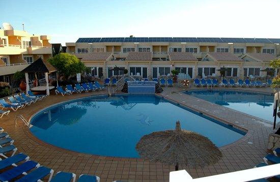 Hotel Arena : pool