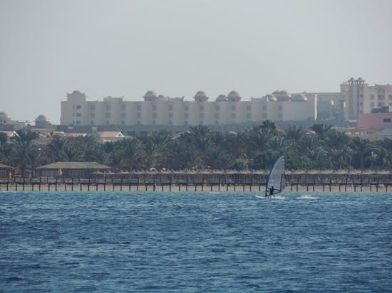 Fort Arabesque Resort, Spa & Villas: море