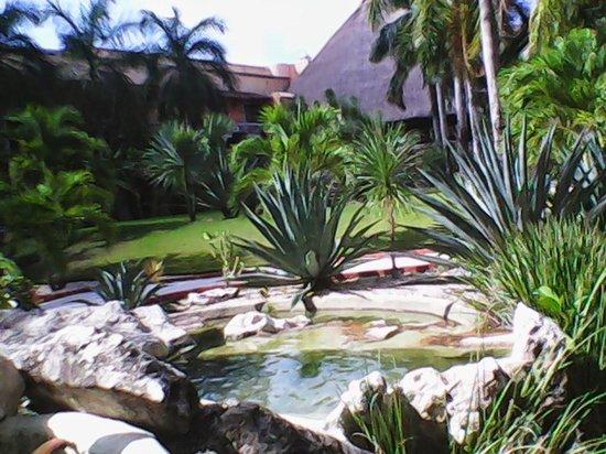 Eurostars Hacienda Vista Real: entrada al hotel
