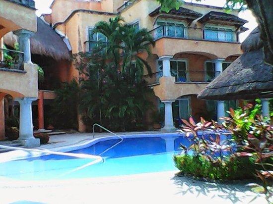 Eurostars Hacienda Vista Real: alberca