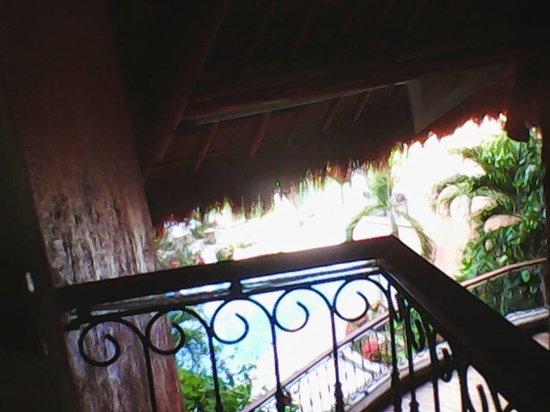 Eurostars Hacienda Vista Real: interior del hotel