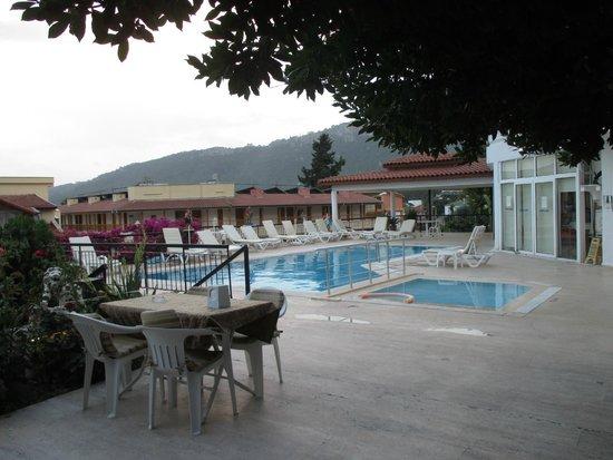 Hotel Naturella: piscina