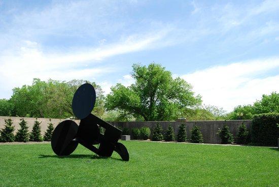 "Hirshhorn Museum and Sculpture Garden: Claes Oldenburg's ""Geometric Mouse""."