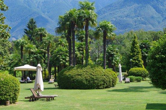 Park Hotel Delta Wellbeing Resort: gardens