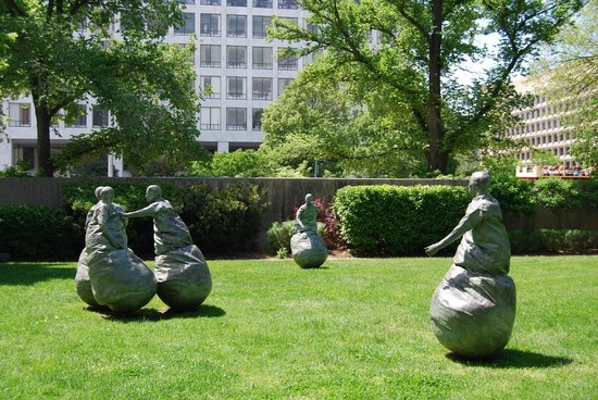 Spectacular Building Picture Of Hirshhorn Museum And Sculpture Garden Washington Dc