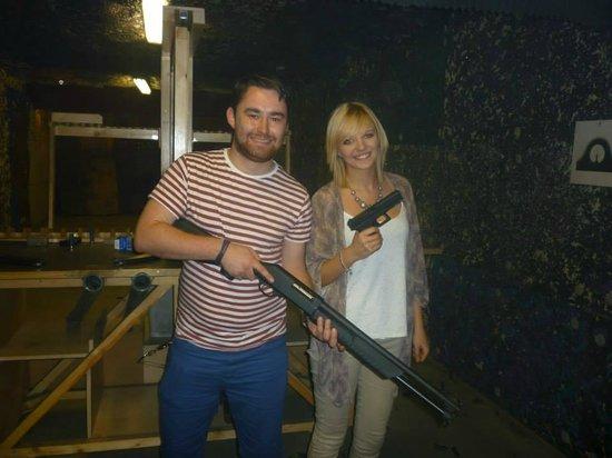 Celeritas Shooting Club : amazing visit