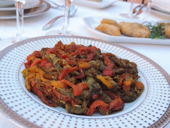 Riad Al Badia: La Table Al Badia - Sweet Peppers